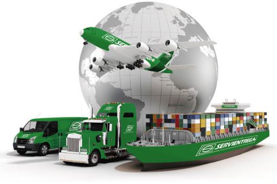 Exportaciones Servientrega USA