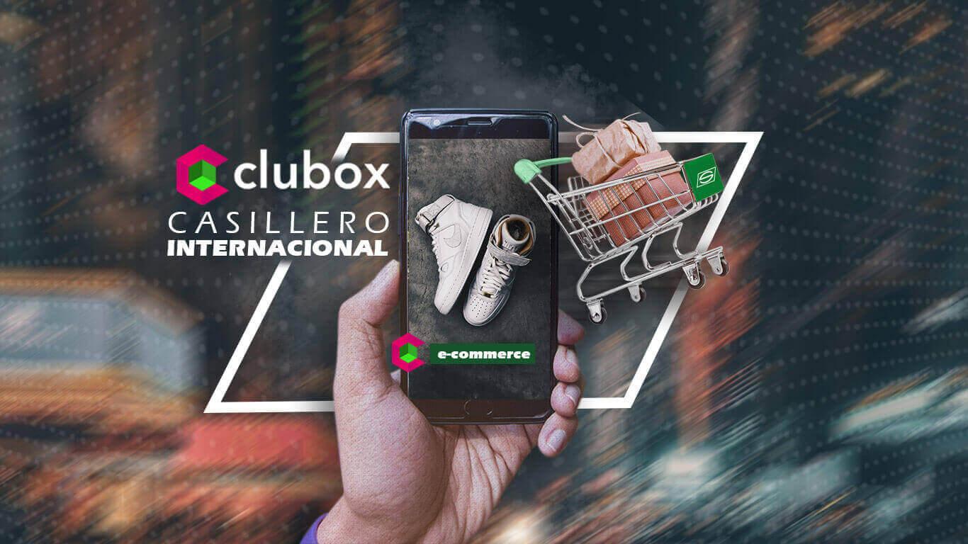 Clubox Casillero Internacional