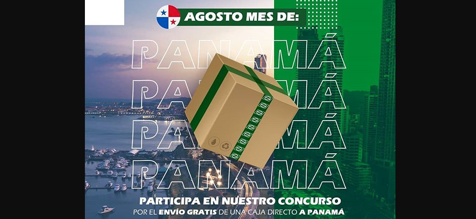 Envío a Panamá
